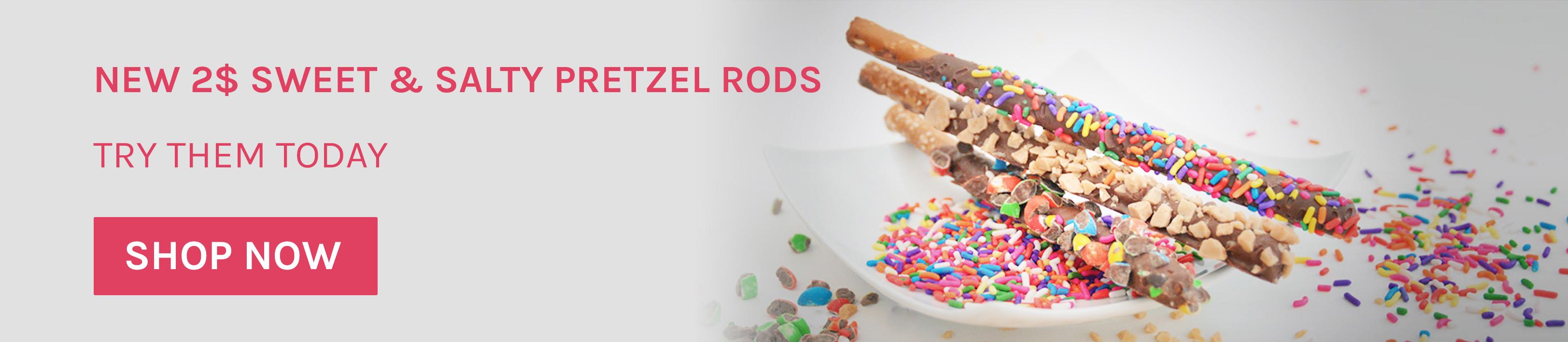 canadian pretzel rods