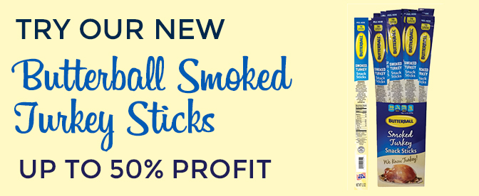 try our turkey jerky sticks