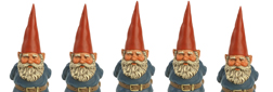 Freaky Friday Fundraiser: Attack of the Garden Gnomes