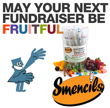 10 fun facts about fruity, fundraising Smencils