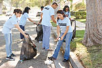 fundraising community cleanup