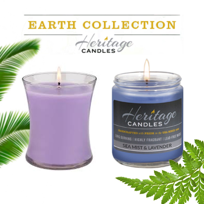 Earth Candles