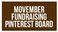 movember fundraising promotion