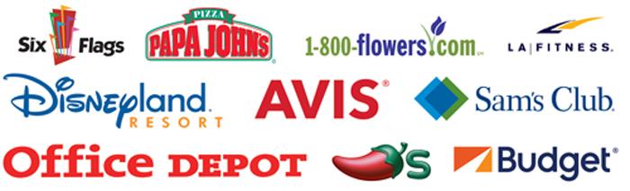 savings pass logos